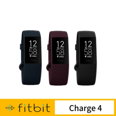Fitbit Charge 4 健康智慧手環