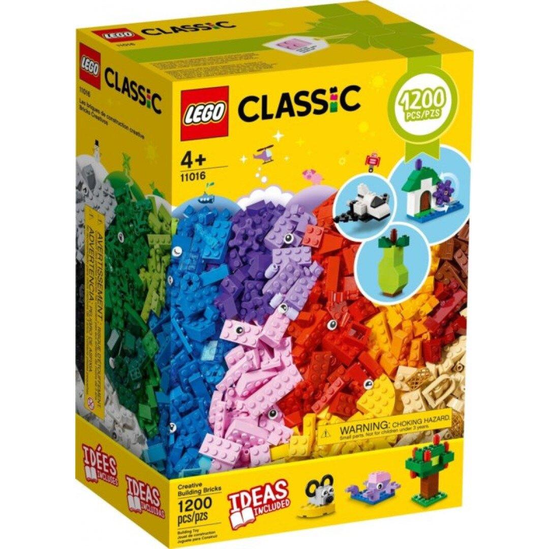 樂高LEGO 11016  Classic 經典基本顆粒系列 創意拼砌顆粒