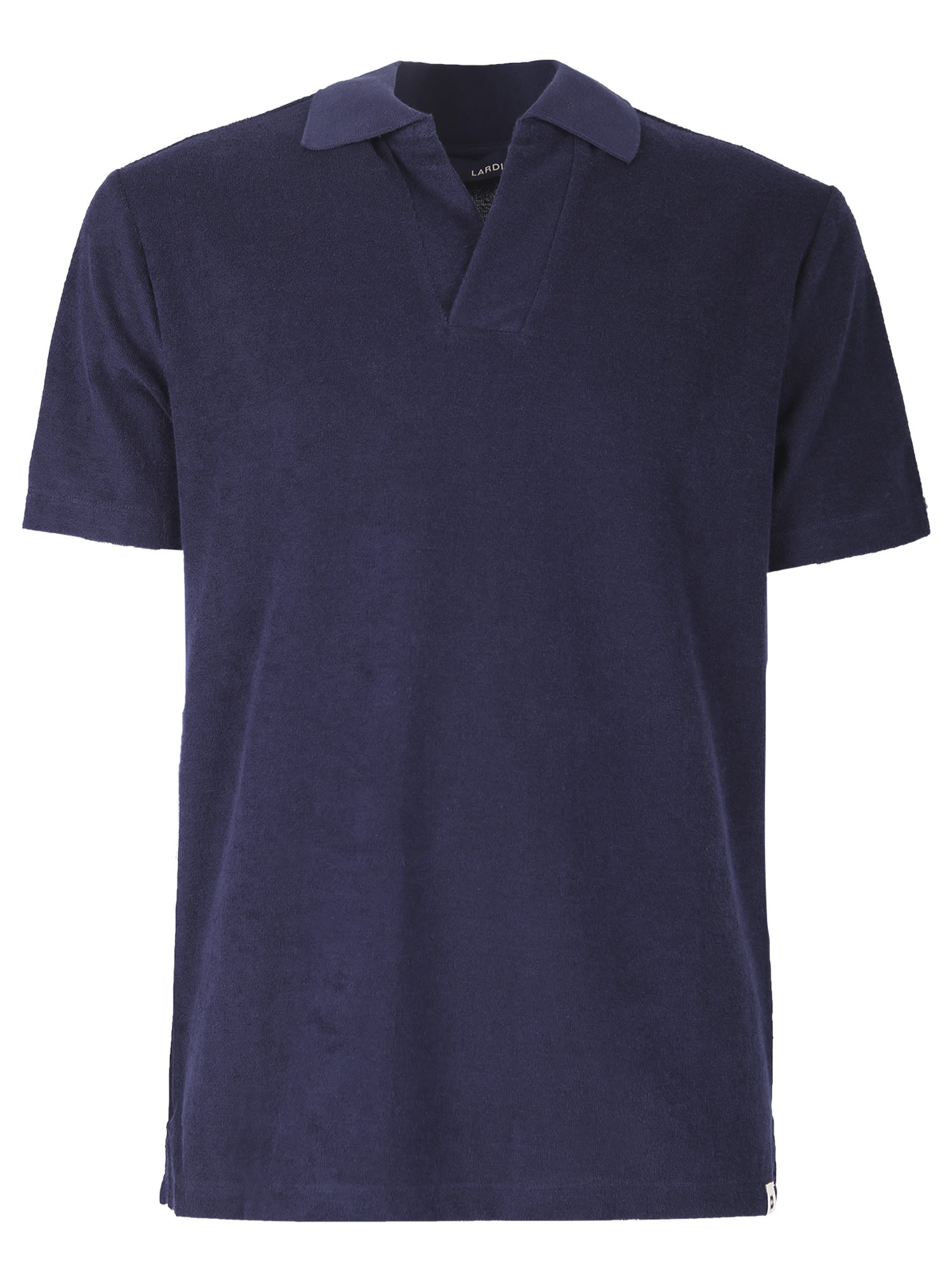 Lardini Relaxed Fit Polo