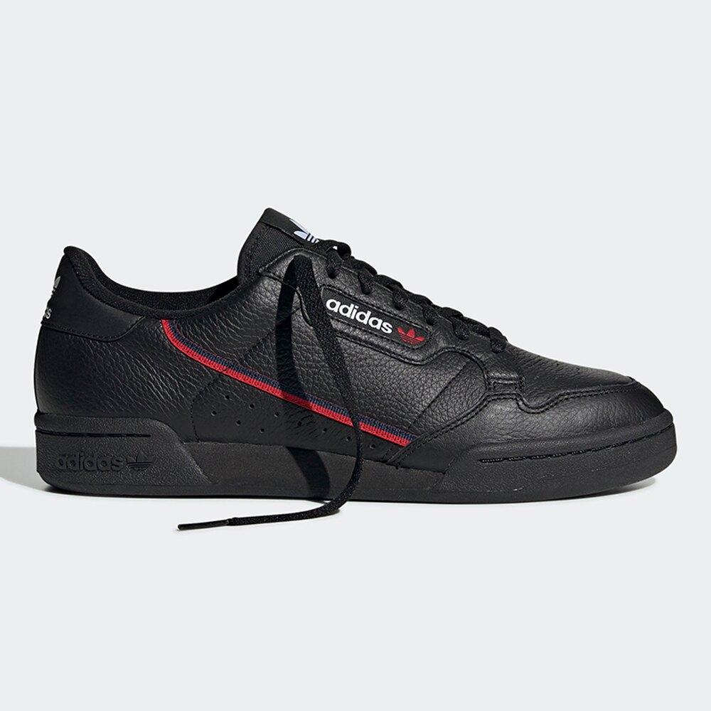 【領券最高折$300】ADIDAS CONTINENTAL 80 女鞋 休閒 板鞋 復古 皮革 黑【運動世界】G27707