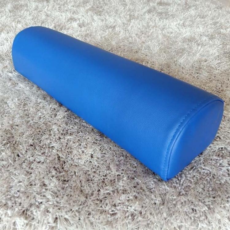 快速出貨 墊腳枕 美容院專用美容床腳枕按摩床推拿床醫床腳枕頭半圓形腿枕