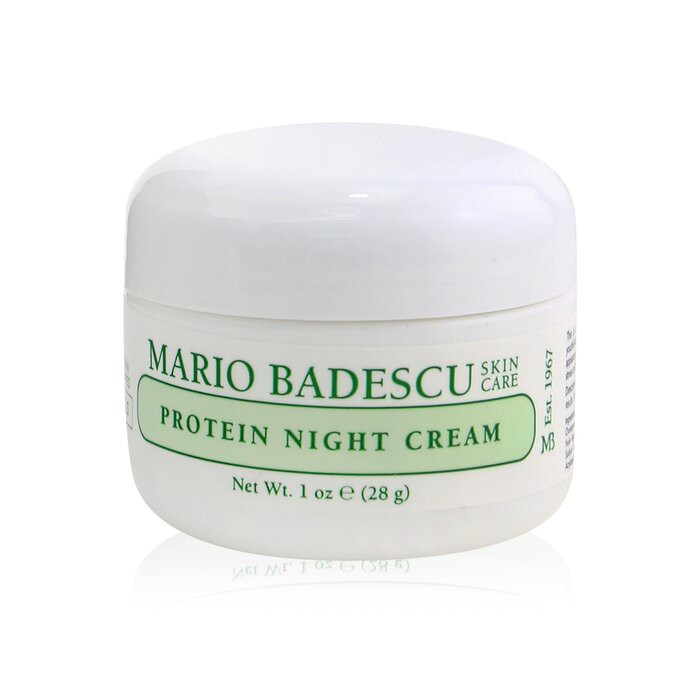 MARIO BADESCU - 晚霜 Protein Night Cream - 乾性/敏感性肌膚適用