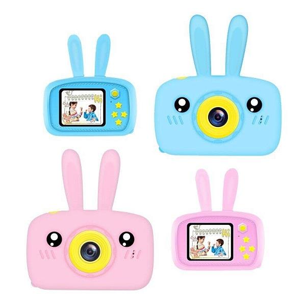 『時尚監控館』可愛兔子高畫質兒童相機 台灣現貨