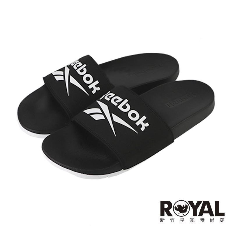 Reebok Comfort 2.0 黑色 防水 夏季 拖鞋 男款 NO.H3379【新竹皇家 FU7205】