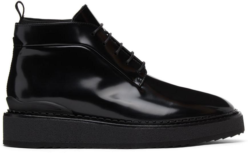 John Elliott 黑色 Creeper II 踝靴