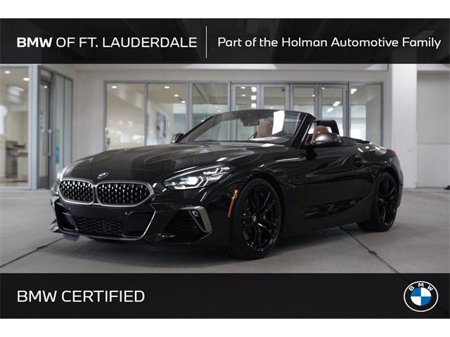 [訂金賣場]Certified 2020 BMW Z4