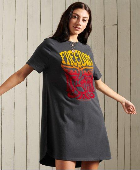 Superdry Boho T-shirt Dress