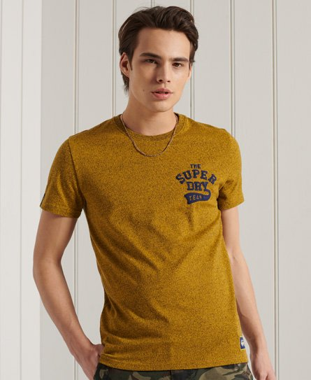 Superdry Vintage Varsity Embroidered T-Shirt