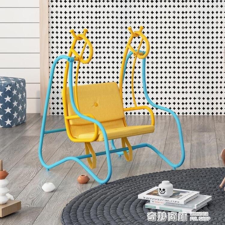 兒童秋千室內家用兒童椅吊椅搖椅蕩秋千戶外寶寶家庭庭院游樂搖籃