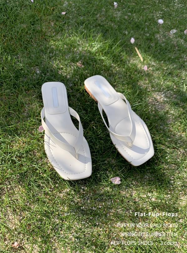 韓國空運 - Flat heeled shoes 涼鞋