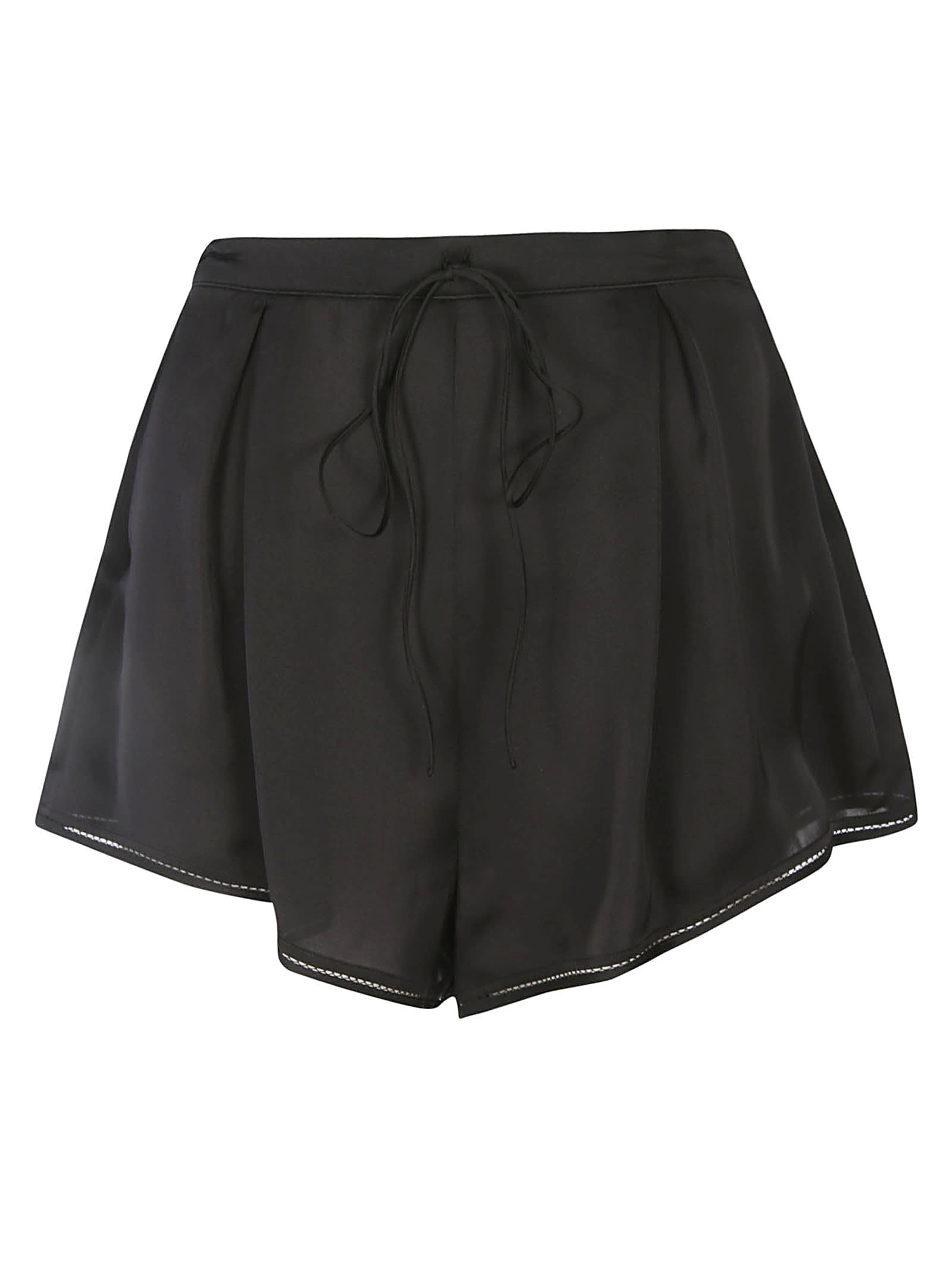 Saint Laurent Drawstring Waist Shorts