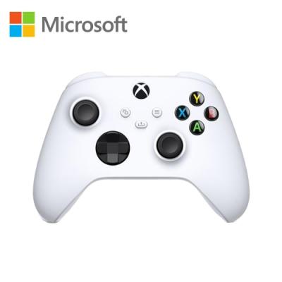 微軟Xbox 無線控制器-冰雪白