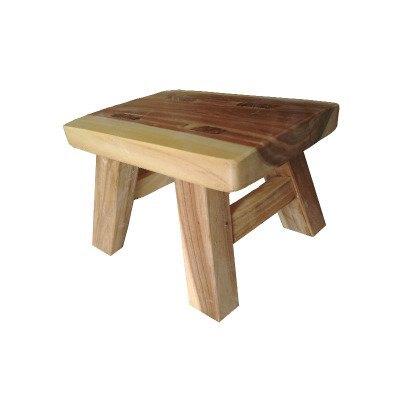 熱銷新品 小板凳衛生間家用木頭結實洗澡專用浴室沐浴老人防滑兒童小馬實木