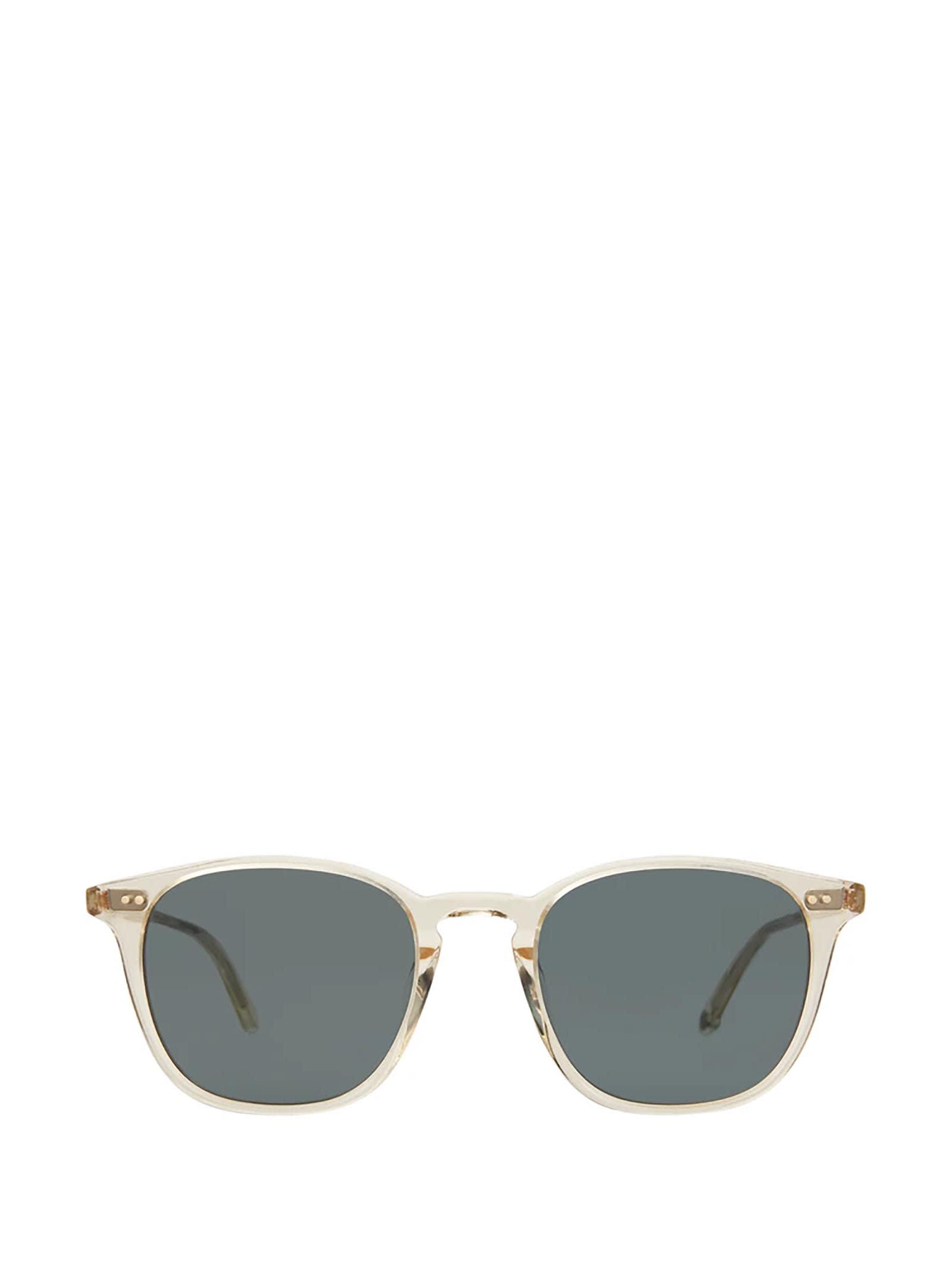 Garrett Leight Garrett Leight Clark Sun Pure Glass Sunglasses