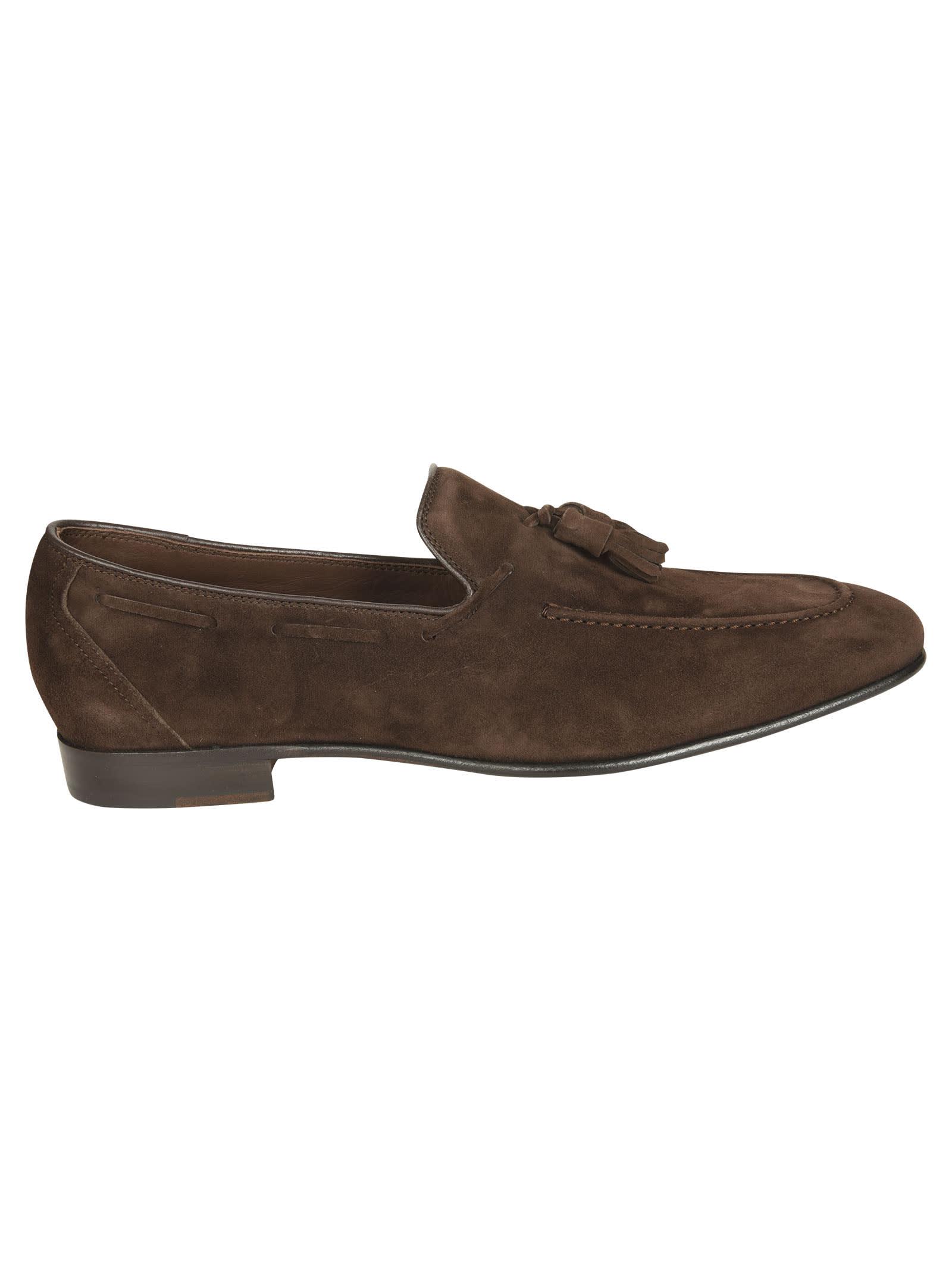 Tassel Detail Loafers