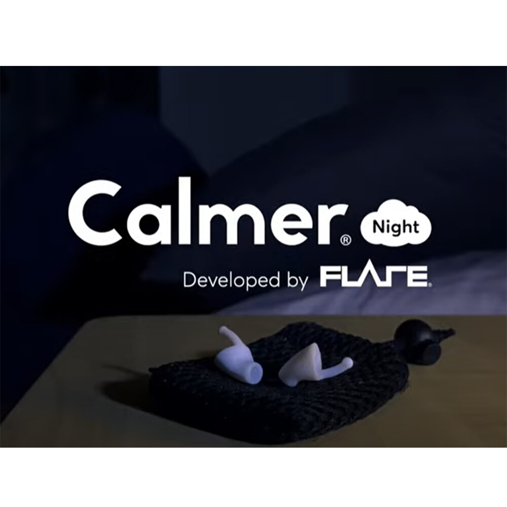 敦煌樂器flare calmer night 夜間睡眠減壓耳塞