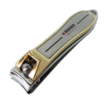 高級鑲白金面指甲剪-KT2463-2入