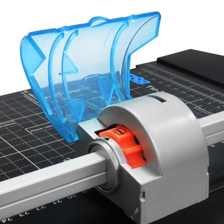 切紙機 DSB裁紙機迪士比TM-20多功能相片切紙器a4手動滾輪滑輪虛線壓痕機