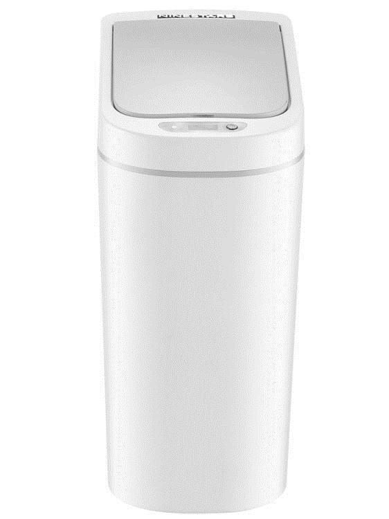 智慧垃圾桶 ANHO智慧感應垃圾桶家用客廳臥室可愛衛生間歐式自動電動垃圾筒 mks