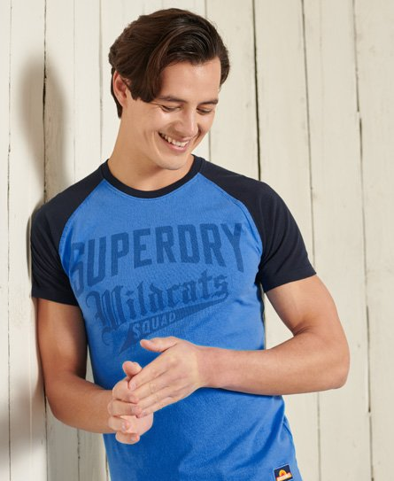 Superdry Americana Baseball T-Shirt