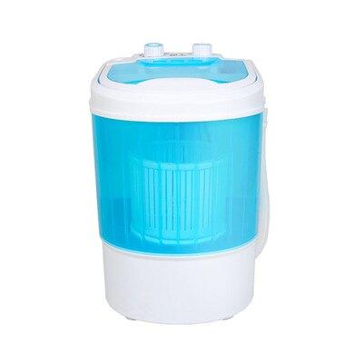 【免運費】洗衣機 迷你洗衣機 110V 小型內衣褲洗脫一體單桶 家用半全自動迷你洗衣機 小型洗衣機 懶人洗衣機 洗脫一體
