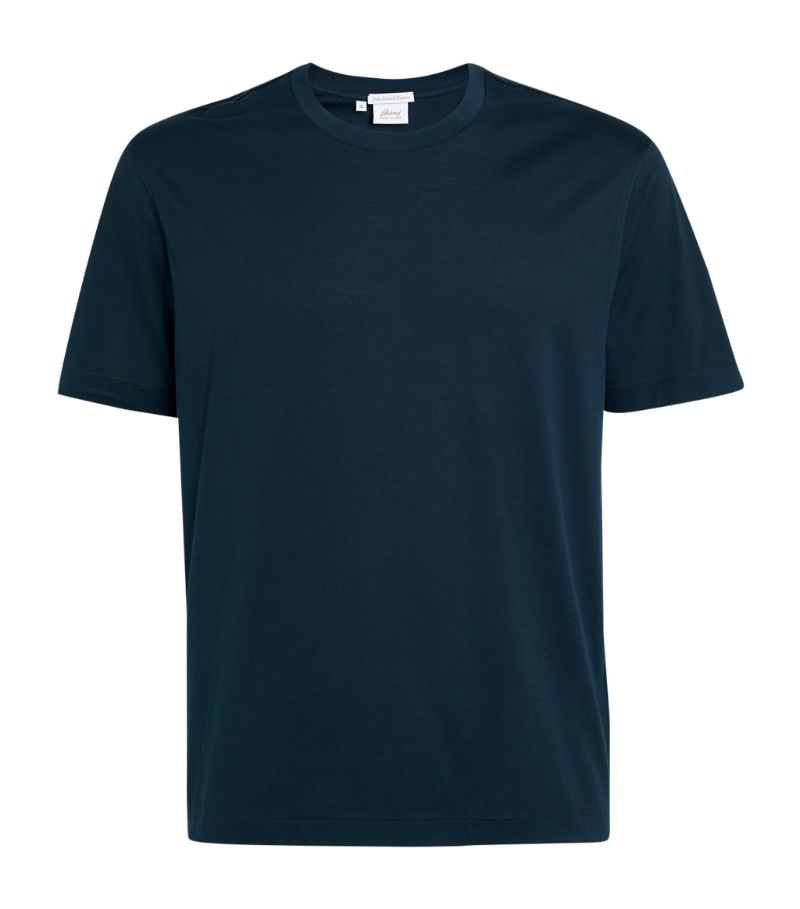 Brioni Cotton T-Shirt