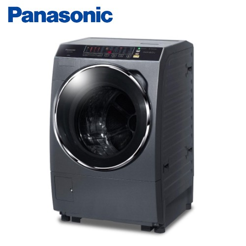 【PANASONIC 國際】13公斤 雙科技洗脫烘變頻滾筒洗衣機 NA-V130DDH