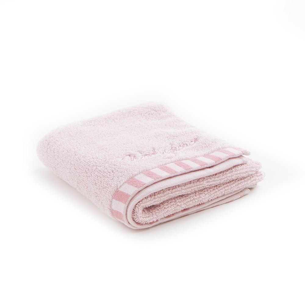 【生活工場】煦煦柔棉毛巾-粉