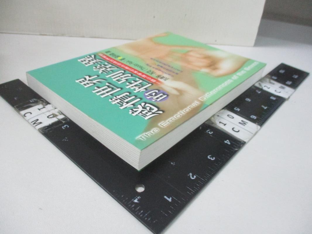 【書寶二手書T1/兩性關係_BXV】感情世界的性別差異_狄奧多‧芮克 , 孟祥森
