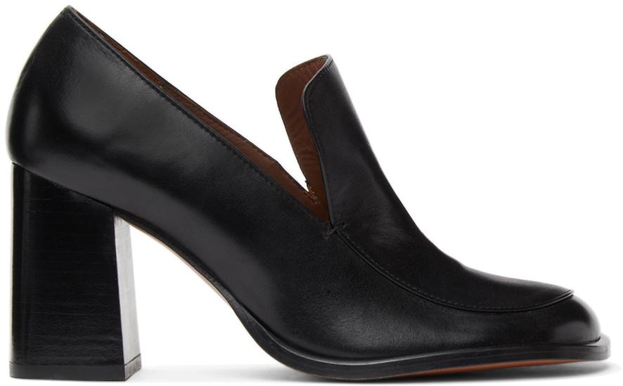 Abra 黑色 Duck 乐福鞋
