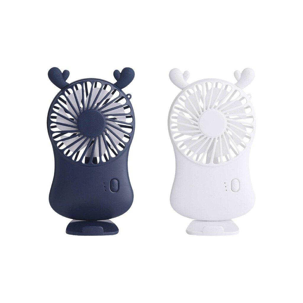 手持站立小風扇 隨身風扇 迷你風扇 USB電風扇 直立風扇【BE978】