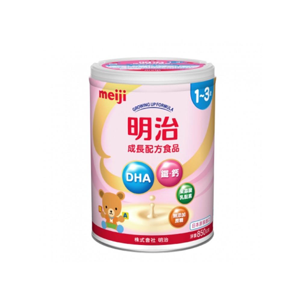 日本 明治 成長配方食品 1-3歲 罐裝奶粉 (850g/罐)