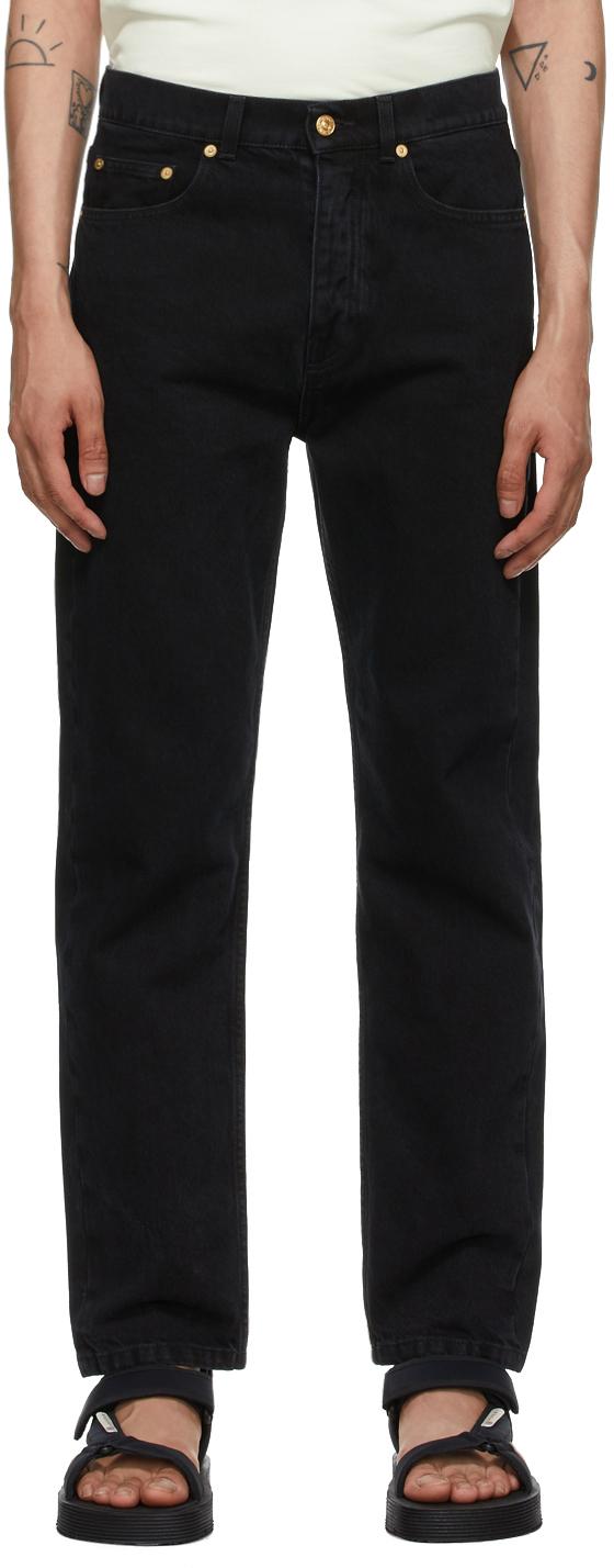 Tom Wood 黑色 Sting 牛仔裤