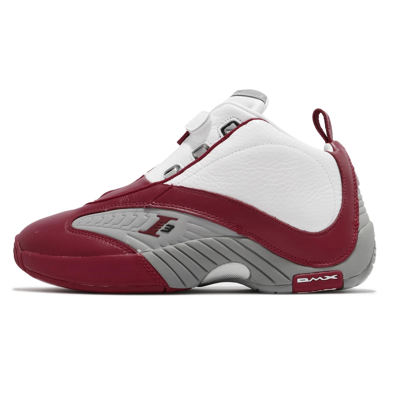 Reebok 籃球鞋 Answer IV OG 4 Allen Iverson 白紅 男鞋 艾佛森 ACS FY9690