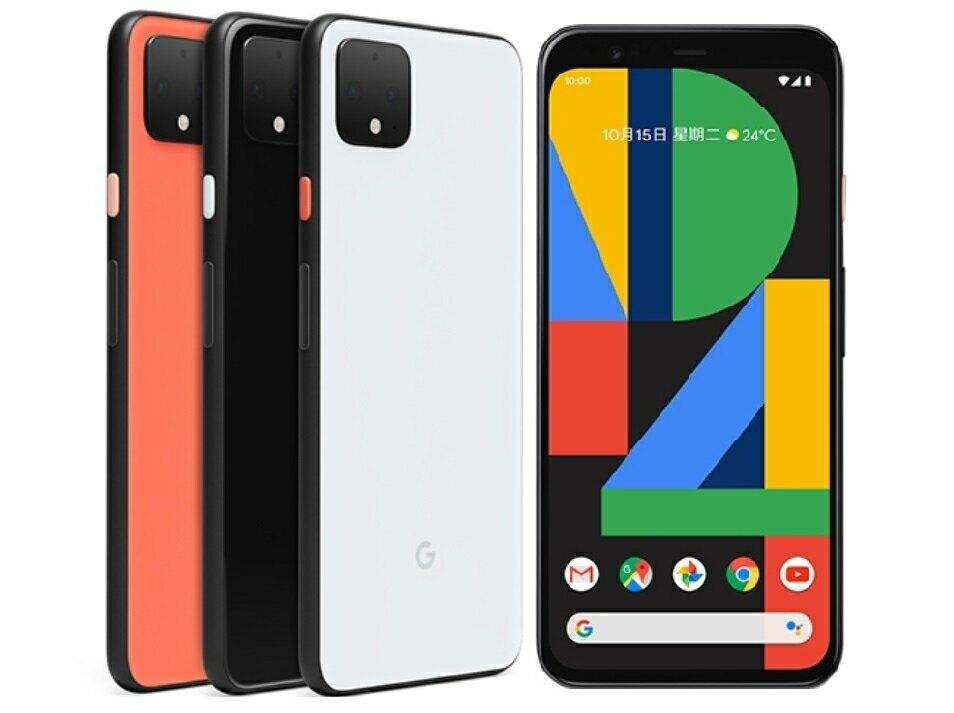 台灣版本Google Pixel 4 XL 64G G020J雙卡雙待 eSim台灣版 盒裝全配超久保固18個月 全頻率LTE 正品防偽標
