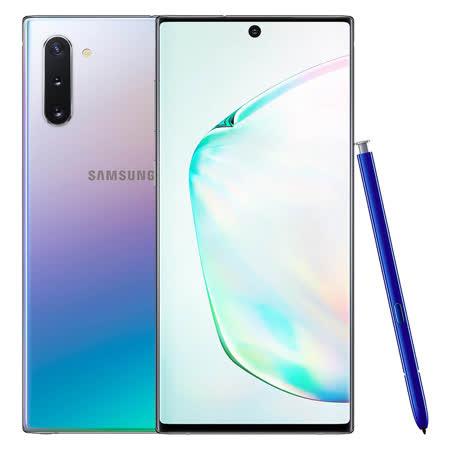 【福利品】三星 SAMSUNG Galaxy Note 10+ (12G/256G) 6.8吋智慧型手機(星環銀)