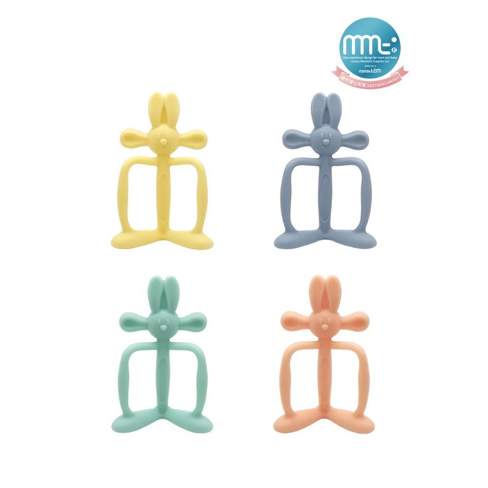 韓國 MAMA's TEM: Jem Jem 長耳朵小兔固齒器(附收納盒)-4色可選
