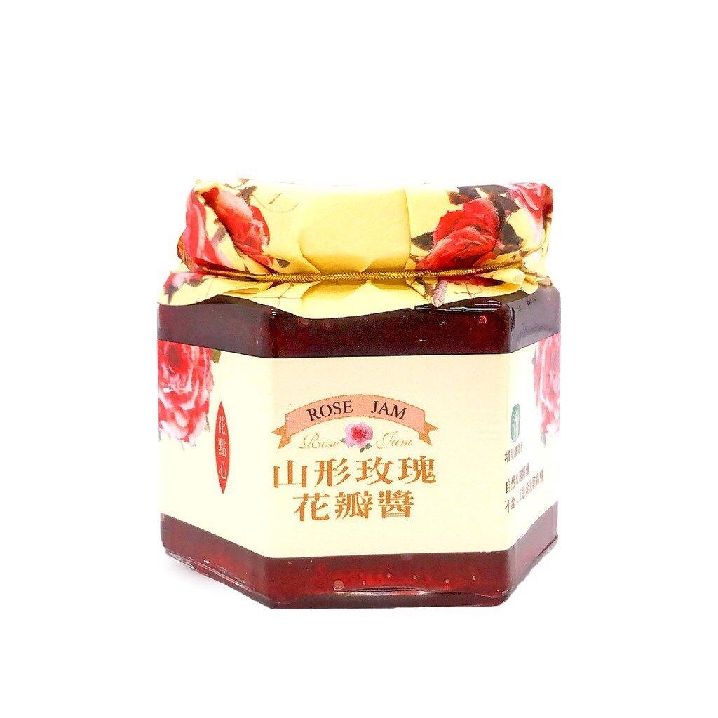 【埔里鎮農會】山形玫瑰花瓣醬 雙入裝(禮盒)