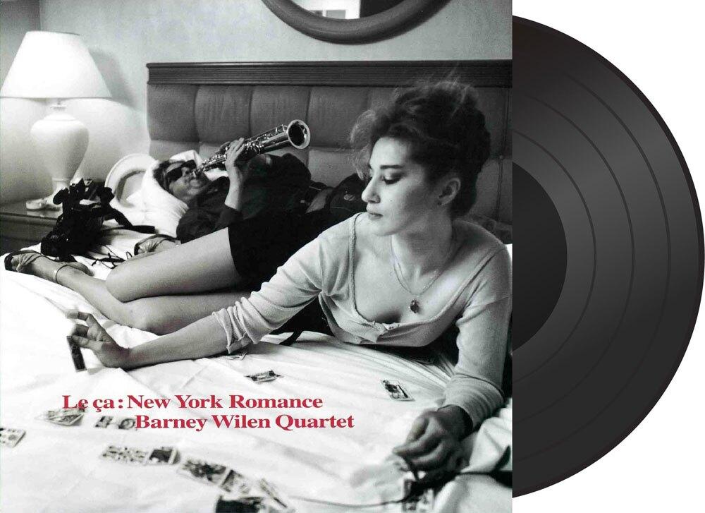 巴尼.威良四重奏:紐約羅曼史 Barney Wilen Quartet: Le a ~ New York Romance (Vinyl LP) 【Venus】