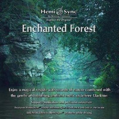 精靈之森 Enchanted Forest(正版Hemi-Sync®雙腦同步音樂)