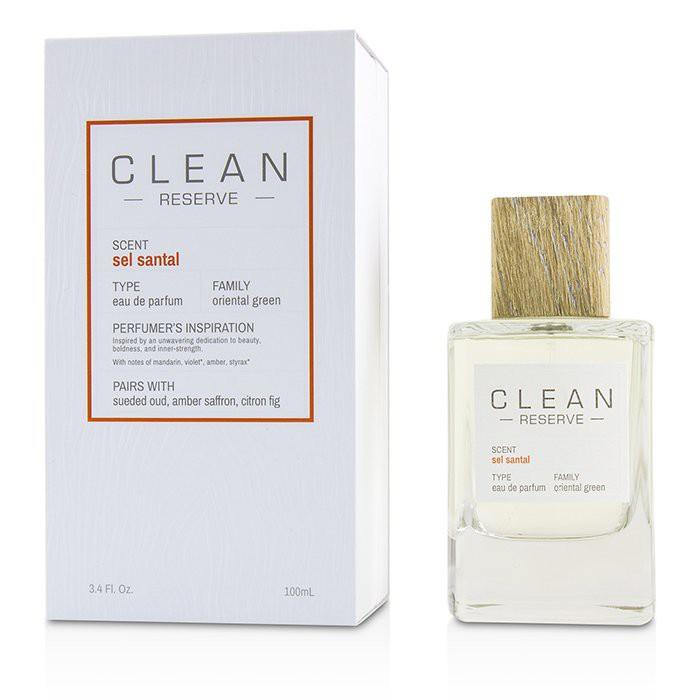 CLEAN - Reserve Sel Santal 檀香女性淡香精