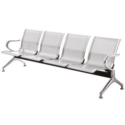連排椅 排椅機場椅加固加厚不銹鋼四人位長椅候診椅連排輸液椅等候椅T