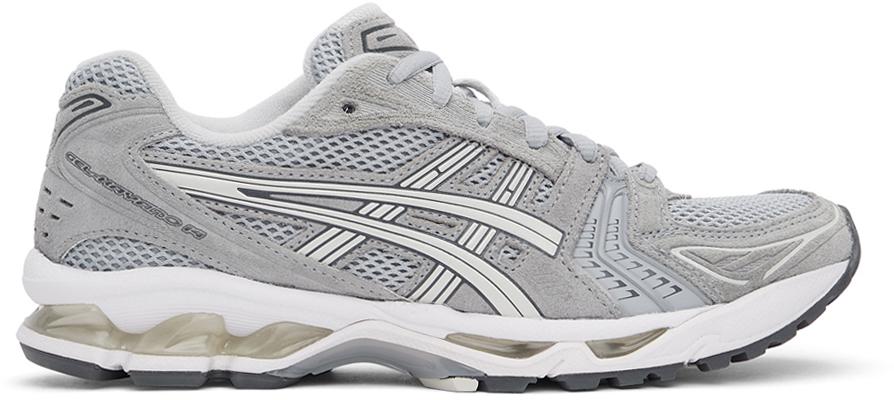 Asics 灰色 Gel-Kayano 14 运动鞋