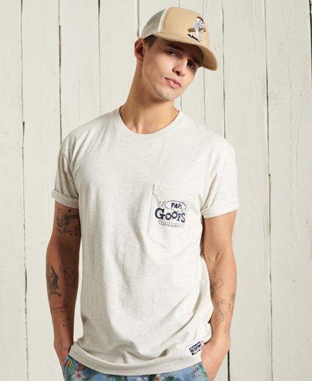 Superdry Sushi Rollers Pocket T-Shirt