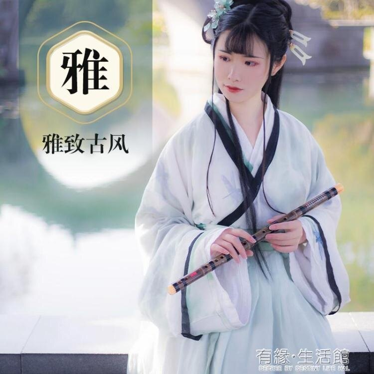 爵泰樂器紫竹笛子初學入門竹笛精制專業女生自學古韻演奏高級橫笛AQ
