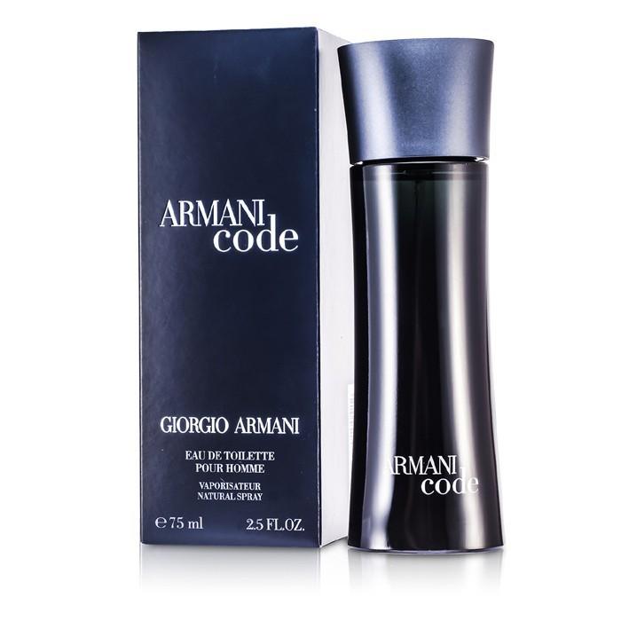 亞曼尼 - Armani Code 黑色密碼男性淡香水
