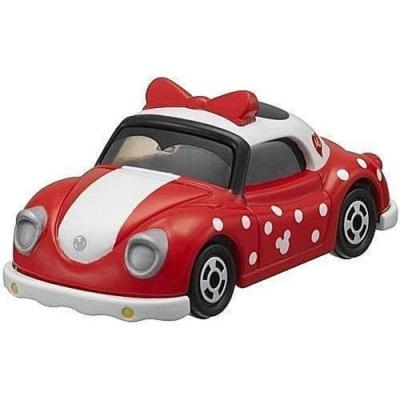 任選TOMICA 迪士尼小汽車 DM-15 米妮金龜車DS80289 Dream 多美小汽車