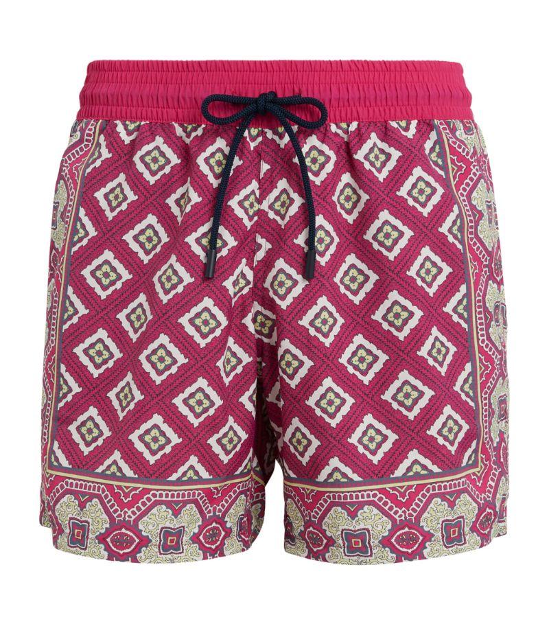 Etro Diamond Swim Shorts