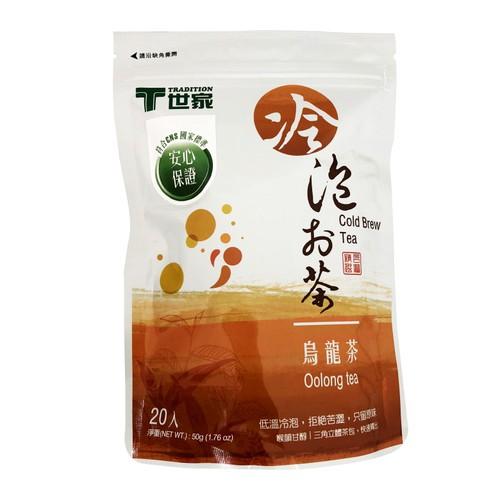 世家 冷泡茶-烏龍茶(50g)[大買家]
