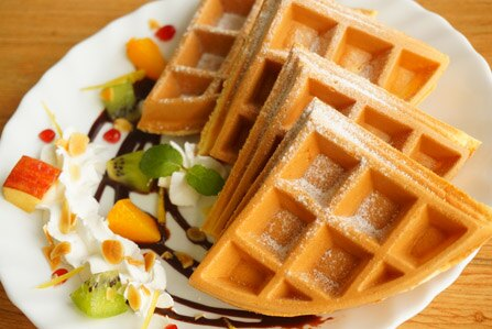 卡羅 美式鬆餅粉 1kg 2kg 鬆餅 預拌粉 下午茶點心 早午餐 7101031 | PQ Shop